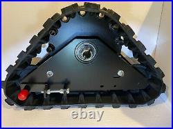 Husqvarna Snow Blower LH Track Assembly Part # 532443389