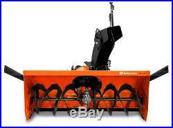 Husqvarna Tractor 42 Snow Thrower Blower Attachment Electric Lift Snowblower