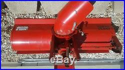Ingersoll 48 snowblower for Case or Ingersoll garden tractor -model