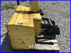John Deere 318 322 332 Model 47 2-Stage Snowblower Snowthrower