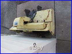 John Deere 400 snowblower snowthrower G050E 420 430 46 wide