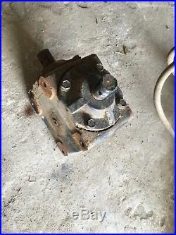 John Deere 420,430 Snow Blower Gear Box