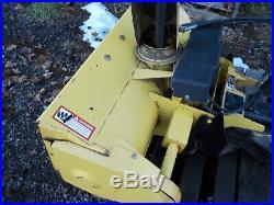 John Deere 46 Snowthrower X475 X485 X495 X700 X720 X740 X730 X750 425 445 455