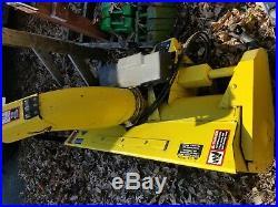 John Deere 46 Snowthrower off 425 445 455 L&G Tractor
