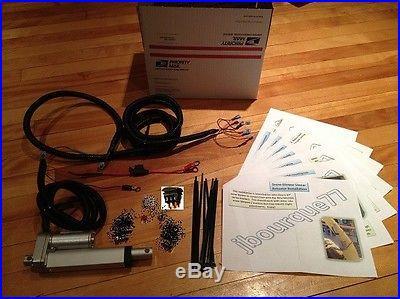 John Deere 47 Snowblower Blower Thrower Chute control Mod 425 445 455 +more! Blk