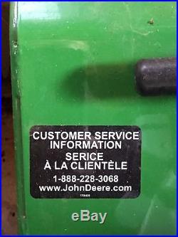 John Deere 928E Snowblower Thrower Electric Start