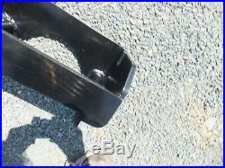 John Deere LVB24895 FRONT ATTACHING Mounting Parts 2025R, 2320