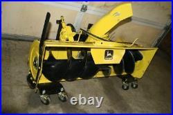 John Deere Model 49 Snowblower for JD 318, 322, 332, 140
