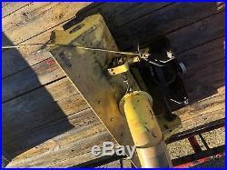 John Deere Snow Blower Model 49 for 140 300 312 314 316 317 318 322 332