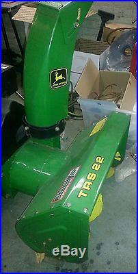 John Deere TRS22 22 Snow Blower Lincoln Nebraska 68524