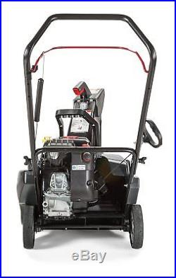 Lightweight Gas Powered Snow Blower Plow 208cc