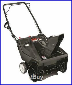 Limited Edition Snowblower Exotic Electric RM2120 123cc Winter Christmas Present
