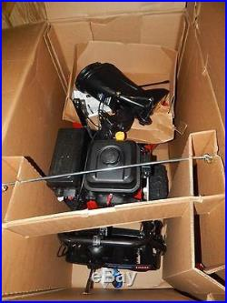 Local Pick Up Toro 826 OE 2 Stage Snow blower with electric start 37780