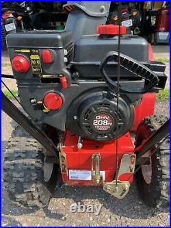 MTD OHV 208cc 26 Electric Start Snowblower