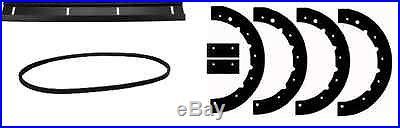 MTD Paddle, Scrapper & Belt Set (A41)753-0613 731-1033 954-0101A
