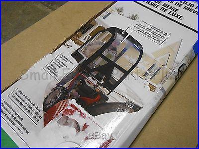 MTD Troybilt Craftsman Ariens Deluxe Universal Snow Thrower Cab 490-241-0032