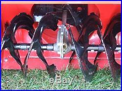 MTD Yard Machines 24 dual stage 6 speed snow blower