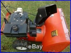 MTD Yard Machines 2 stage snow blower