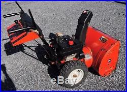MTD Yard Machines 8/26 26 Width, 2-Stage Snowblower, 8 HP Engine