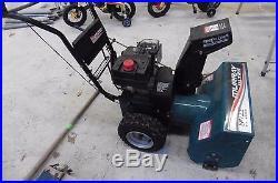 Murray Ultra SnowBlower 5 hp 22 six speed Tecumseh model 622505X8 @@@