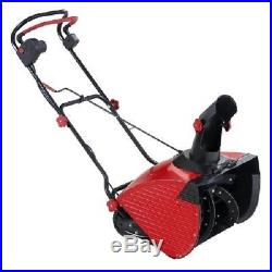 NEW 18 Electric Snow Blower Thrower Single Stage Clearer FREE SHIPPING