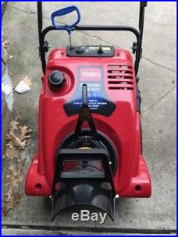 NEW 38742 TORO Power Clear 721 E 21 in. Single-Stage Gas Snow Blower