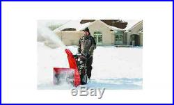 NEW Ariens 28 in. Deluxe 2-Stage Electric Heavy Duty Start Gas Snow Blower