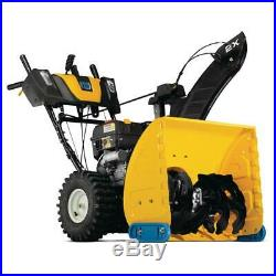 NEW Cub Cadet 24 in. 243 cc 2X Two-Stage Gas Snow Blower with Electric Start