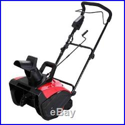 NEW PowerSmart 18in 13Amp Corded Electric Snow Blower Thrower Shovel Steel Auger