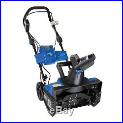 NEW Snow Joe iON18SB Ion Cordless Single Stage Brushless Snow Blower NO RESERVE