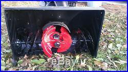 NEW TROY-BILT 420cc, 30 VORTEX 3090XP 3 STAGE SNOW BLOWER / THROWER, NEVER USED