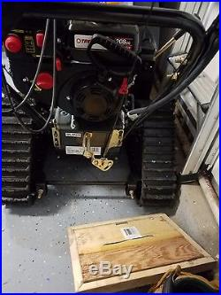 NEW TROY-BILT VORTEX TRACKER 2690 STAGE SNOW THROWER, never been used