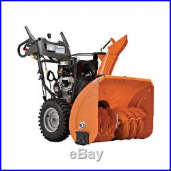 New Husqvarna 12530HV 291cc 30 Two-Stage Snow Thrower