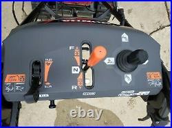 New! Unused Honda HSS1332AAT 32-Inch Hydrostatic Track-Drive 2-Stage Snow Blower