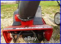 Nice Used Snapper Snowblower SX5200Easy Starting