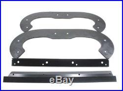 OEM Snapper Kit, Scaper Bar & Flight Part Number 1687806