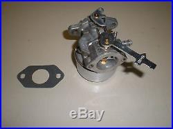 OEM Tecumseh 4.5hp 5hp 2 cycle snowblower Carburetor fits hsk845, hsk850 engine