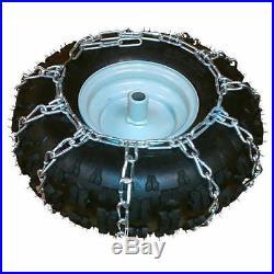 Peerless 15 x 5 Snow Blower Tire Chains For Ariens & Toro Snow Blowers