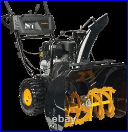Poulan Pro PR271 Electric Start Snow Blower with Power Steering