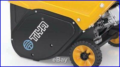 Pow'R'kraft 18 Snow Blower Snow Thrower w/87cc Electric Start ~ 2 Year Warranty