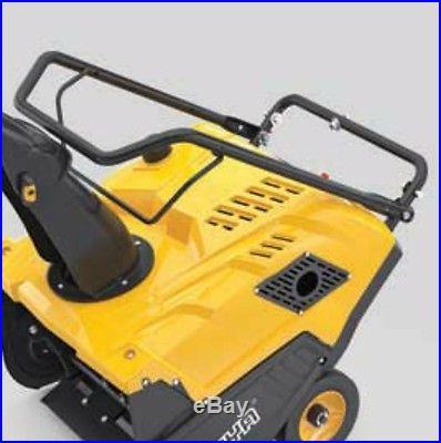 Pow'R'kraft 18 Snow Blower w/87cc 110v Electric Start ~ 2 Year Warranty