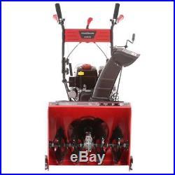 PowerSmart 24 in. 208cc 2-Stage Gas Snow Blower