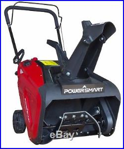 PowerSmart DB7005 21 in. Single Stage Gas Snow Blower