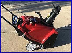 Power Clear 721 E 21 in. Single-Stage Gas Snow Blower