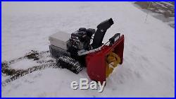 R/C Track Drive Snow Blower