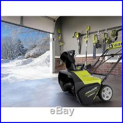 Ryobi 40V BL Cordless 20 in. Snow Blower ZRRY40811 RECON