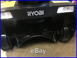 Ryobi Snow Blower 20 40V Brushless Cordless Electric 9100783-1