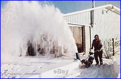 SNOWTHROWER SNOWBLOWER FOR BCS TRACTOR TILLER DIRECT FIT FOR 715, 725, 735 MODEL