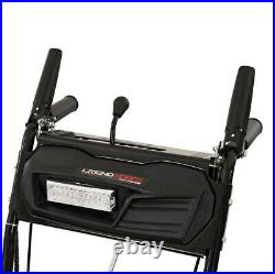 SNOW BLOWER Shovel Thrower 7.0 HP 208 cc Gas Two-Stage Engine Heavy-Duty 24