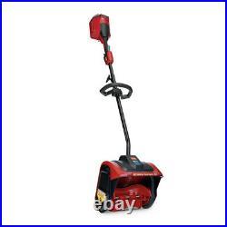 SNOW SHOVEL BLOWER Thrower Electric Cordless 60V Battery Charger Included 12